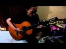 【ソードアート・オンライン II  Sword Art Online II】ED #1 - 「Startear」 TV ver. (Acoustic Guitar Cover)