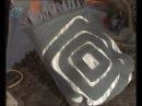 Шьем стильные сумки шаль из сукна Из остатков ткани делаем украшения Мастер класс