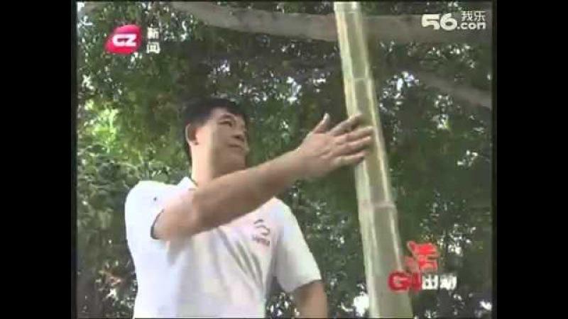 廣州白眉拳・江發明師傅 Bak Mei in Guang Jau - Sifu Gong Faat Ming