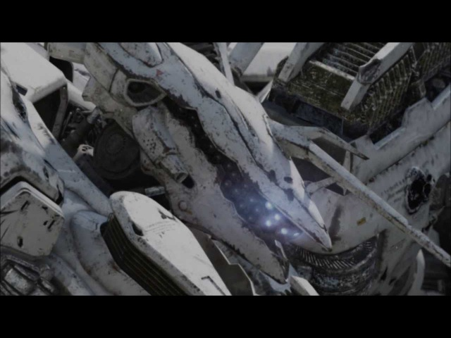 Armored Core For Answer Intro Opening Full HD