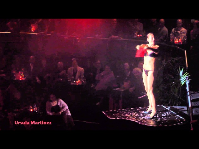 Ursula Martinez, 'Hanky Panky', Magic Striptease - (MA Nudity)