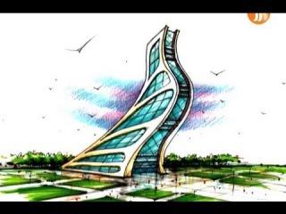architect emad zand - sketch 07 - خلاقیت در معماری عمادالدین زند