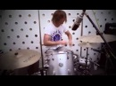 Led Zeppelin - Ilya Makarov - The Ocean drumcover (drums Energy sound -  louder than hell ! )