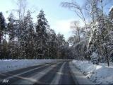 Зимняя дорога. Георгий Свиридов
