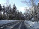Зимняя дорога Георгий Свиридов
