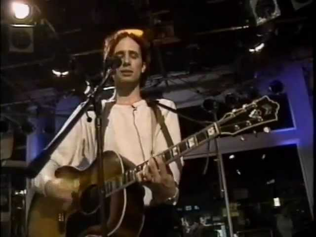 Jeff Buckley So Real and Lover You Sould've Come Over live on Musiqueplus may 28 1995