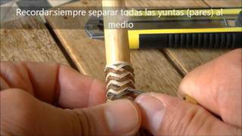 Charrua Canela de Ema Tupimiento Part. 1 El Rincón del Soguero
