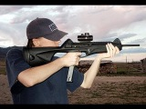 Speed Shooting the Beretta Cx4 Storm Torture Test. Does This Gun Ever Jam??