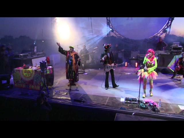 Moksha Project Presents - Shpongle Live Band Show in Israel - 25-26112011