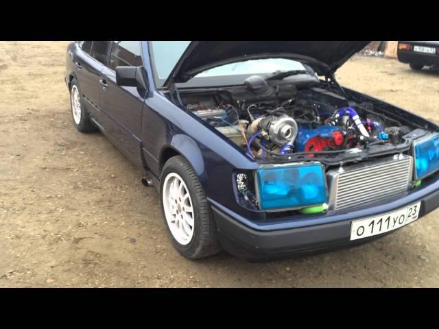 Mercedes turbo 124