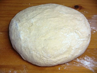Masa de panadería para empanadas