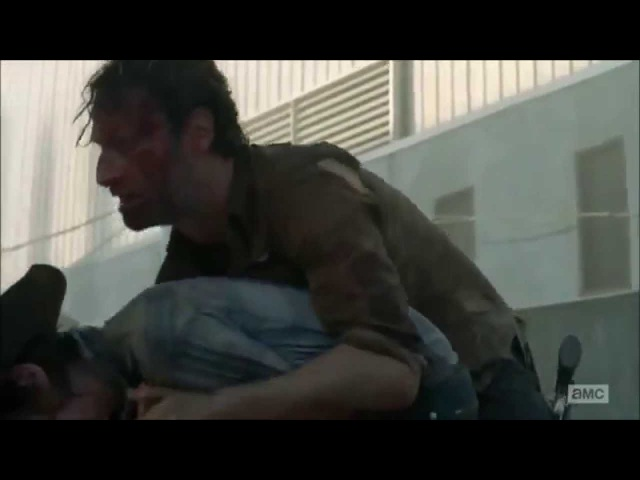 The Walking Dead The Battle for the Prison KILL THEM ALL! (Fan Edit)