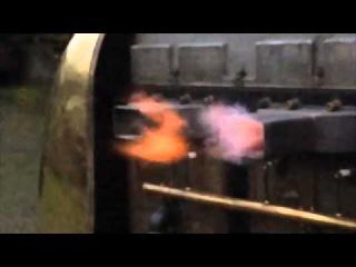 Fiat S76 Engine Slo-Mo