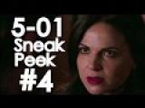 5-01 Sneak Peek #4 The Dark Swan | Regina Is To Good