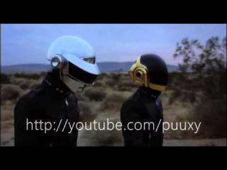 DAFT PUNK - Get Lucky (feat. Pharrell Williams) (VIDEO)