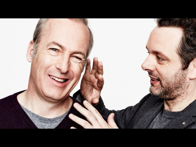 Actors on Actors presented by Autograph Collection Michael Sheen Bob Odenkirk Full Version