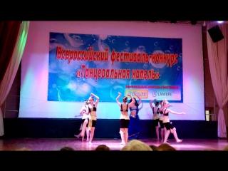 Танцевальная Капель 2015. Абзаково.