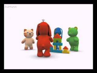 ПАТРИК и ЕГО ДРУЗЬЯ (Обучение. Воспитание. Познание.) / Patrick n friends [2009] Развивающий мультфильм.