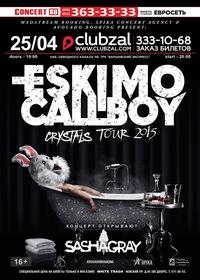 ESKIMO CALLBOY (Ger) ** 25.04.15 ** СПб