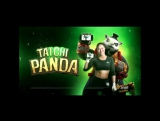Как проходили съемки Ронды в рекламе Тайцзи Панды