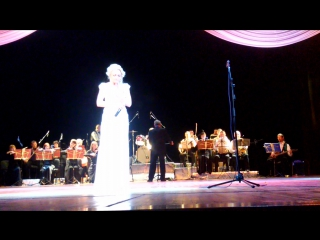 Наша супер зірка Тетяна Ярошик з симфонічним оркестром! Ювілейний концерт, 10-річчя вокального гурту