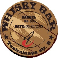 Логотип WHISKY BAR