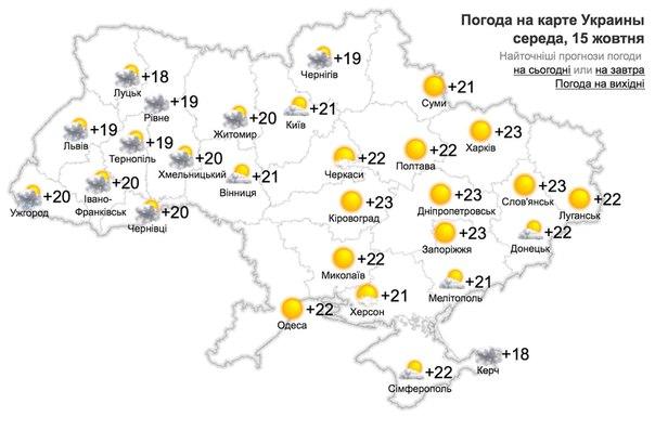 В Киеве включат отопление, если в течение трех дней температура воздуха не будет подниматься выше +8°С - Цензор.НЕТ 5196