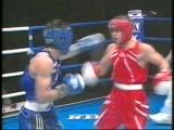 Финал Чемпионата России по боксу 2005 г. в Магнитогорске