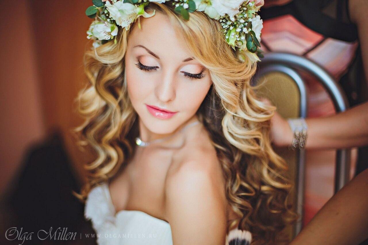 Свадебный макияж брянск фото