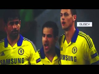 Nemanja Matic Goal ~ Sporting vs Chelsea 1 0 UEFA Champions League 2014 30 09 2014