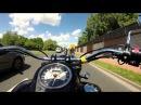 Testfahrt 2014 Kawasaki VN900 GoPro HD Onboard