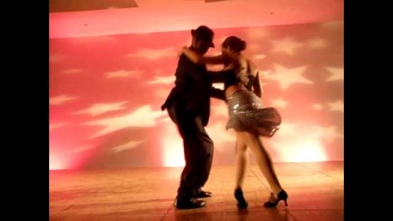Kizomba performance @ the 0009 Sexy Sensual Latin dance festival