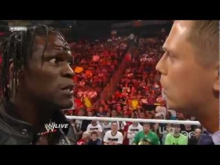 [#BMBA] The Miz Attacks R-Truth (Awesome Truth Breaks Up)