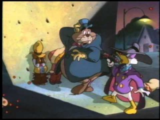 Darkwing Duck - Happy Halloween from the Disney Afternoon (1992)