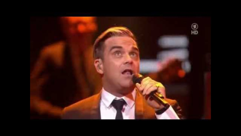 Putting on the ritz live @ Bambi awards 2013 Robbie Williams