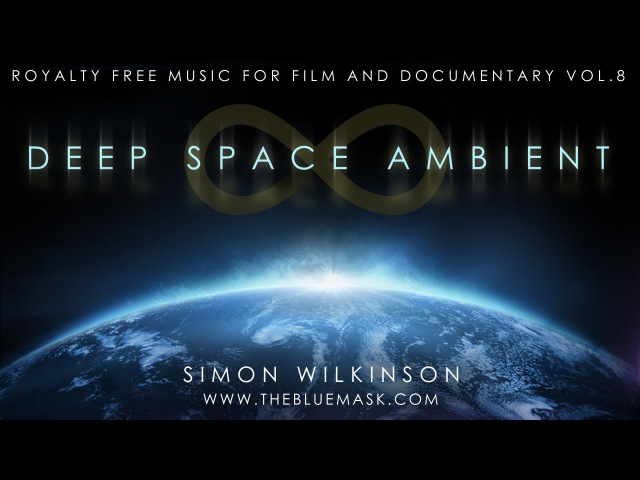 Royalty Free Ambient Space Music (promo video) For Documentary Film by Simon Wilkinson