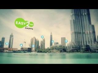 Explore Business Bay, Dubai with 2GIS UAE