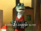Песня Крокодила Гены на немецком языке