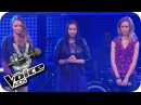 Ellie Goulding - Lights (Lara Marie, Hannah, Kieu) | The Voice Kids 2013 | Battle | SAT.1