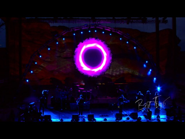 Brit Floyd - Live at Red Rocks Wish You Were Here Side 1 of Album