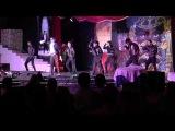 Выступление под Майкла Джексона, a parody of Michael Jackson, Доминикана, анимация в отеле.