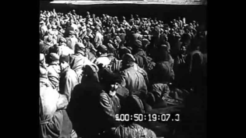Intrarea trupelor romanesti in Odessa 1941
