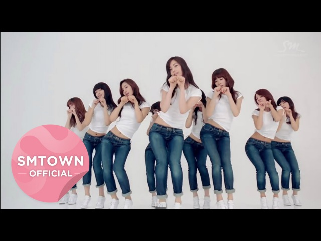 Girls' Generation Dancing Queen M V