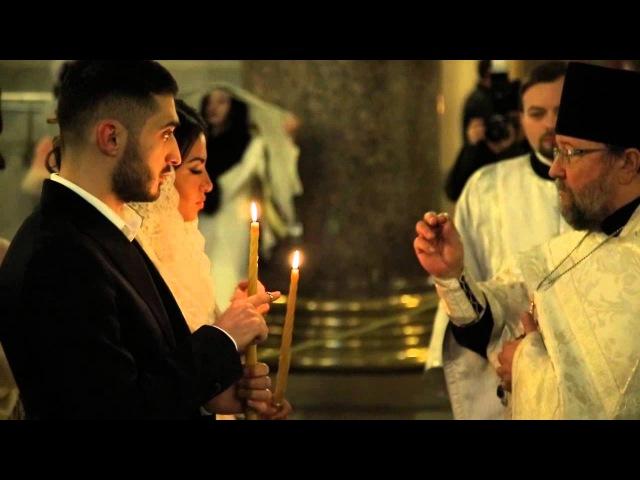 Венчание Тото и Тео