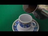 how to make coffee Как сварить кофе в турке