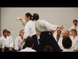 Aikido: OKAMOTO Yoko Sensei Berlin 2015  Part 1