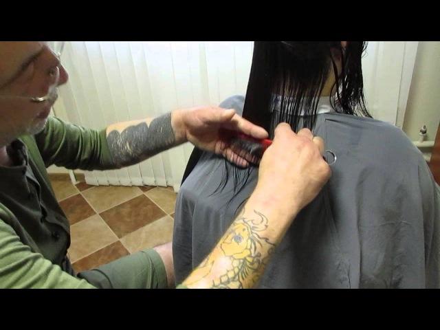 Вартан Болотов Как за 15 минут научиться делать стрижку Каре при этом совершенно бесплатно
