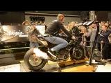 326BHP Kawasaki H2R spits flames on Dyno @ Motorbeurs Utrecht HD 1080