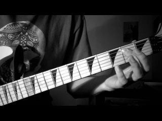 Joan Jett - I Love Rock'n'Roll - Guitar Solo Lesson + TAB [HD]