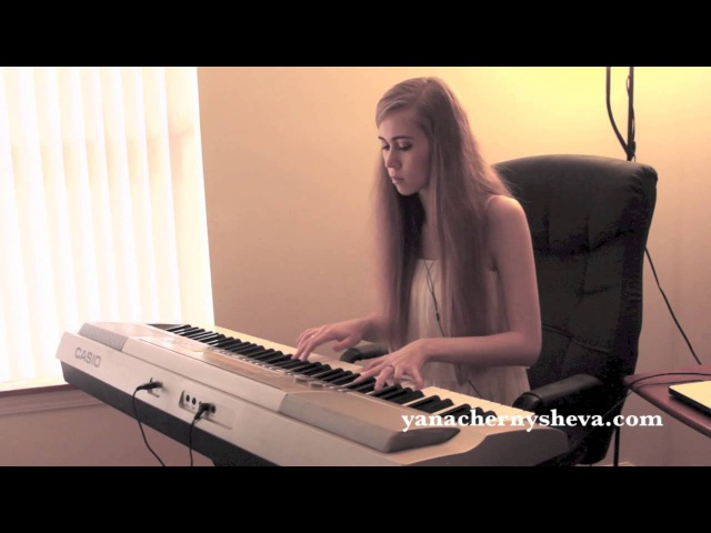 Dash Berlin w Cerf,Mitiska Jaren - Man on the Run [Yana CheRnysheva Piano Version]